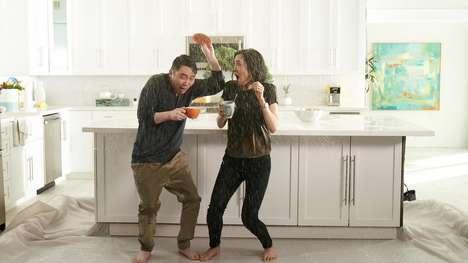 Satirical Smart Home Ads