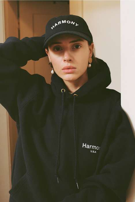 Collegiate-Influenced Streetwear - Harmony's USA Program Collection Boasts Ivy League Inspirations