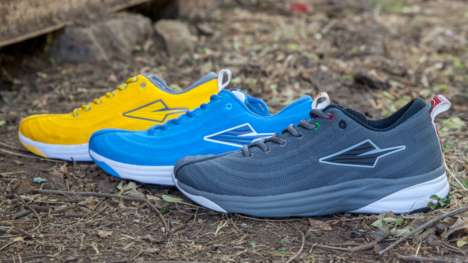 Socially Conscious Running Shoes