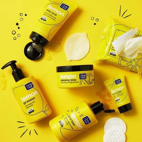 Citrus-Focused Skincare
