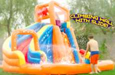 Inflatable Backyard Water Parks