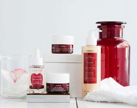 Vitamin-Rich Rose Skincare
