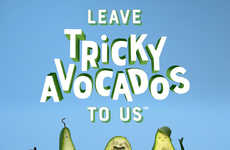Anthropomorphized Avocado Campaigns
