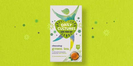 Probiotic-Packed Teas
