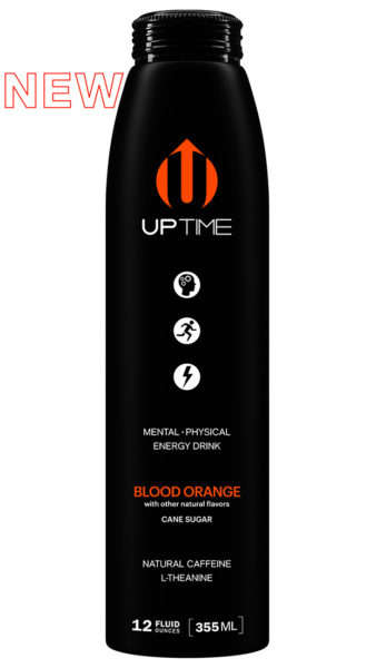 Balanced Premium Energy Beverages - UPTIME Energy Introduces New Flavors for the Summer Season