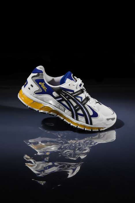 Sole-Technology Running Sneakers - ASICS' GEL-KAYANO 5 360 Sneakers Spotlight the Special Soles