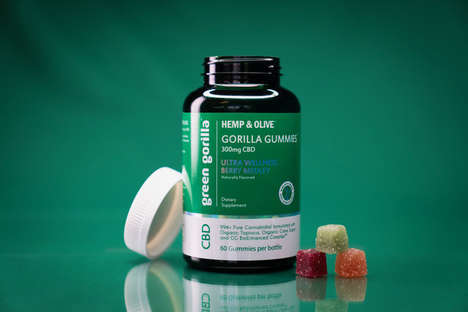 Free-From CBD Gummies