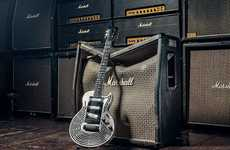 Indestructible Metal Guitars