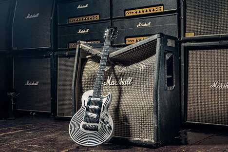 Indestructible Metal Guitars