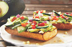 Loaded Avocado Toasts