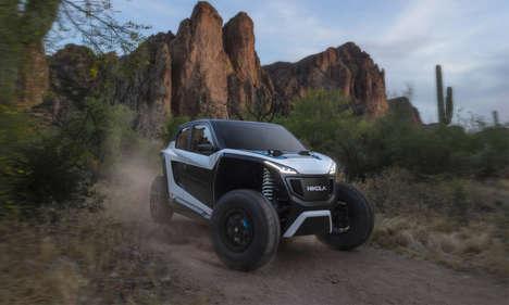 Aggressive Off-Road Electric Vehicles