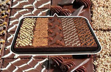Six-Pound Brownie Trays