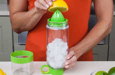 Citrus Infusion Water Bottles