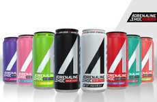 Free-From Performance Beverages
