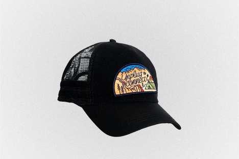 Interchangeable Logo Hats