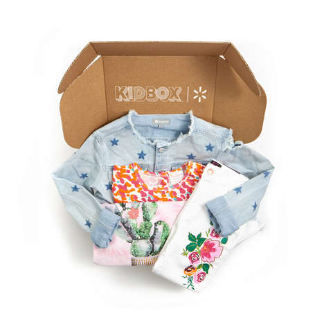 Personalized Kidswear Subscriptions