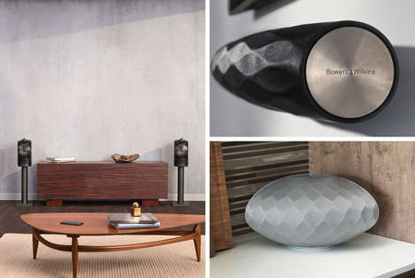 Ultra-High Fidelity Speaker Systems