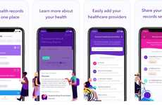 Virtual Health Record Apps