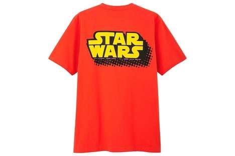 Sci-Fi Film Graphic T-Shirts