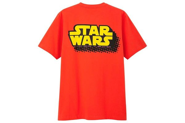 Sci-Fi Film Graphic T-Shirts - The Uniqlo UT x Star Wars Range Drops and Features Signature Visuals