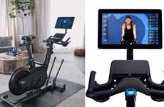 Interactive Live Workout Bikes