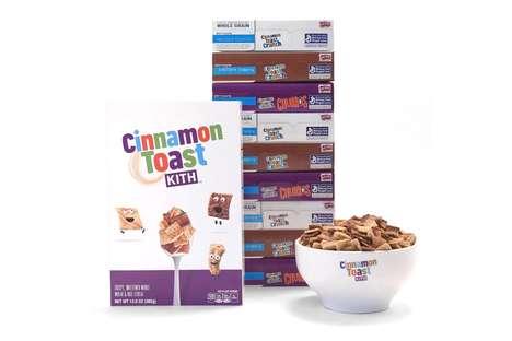 Retailer-Branded Playful Cereal