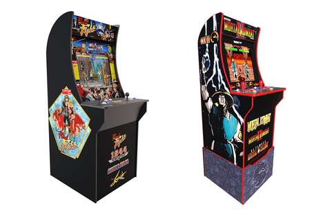Personal Retro Arcade Machines