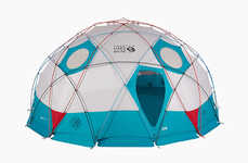 Spacious Communal Expedition Tents