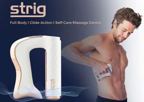Miniature Microcurrent Muscle Massagers