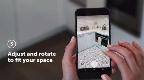AR Tiling Apps
