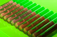 Hemp-Infused Liquid Lipsticks