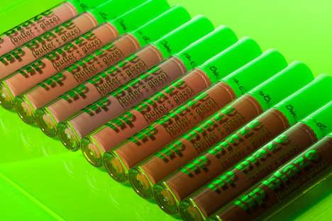 Hemp-Infused Liquid Lipsticks