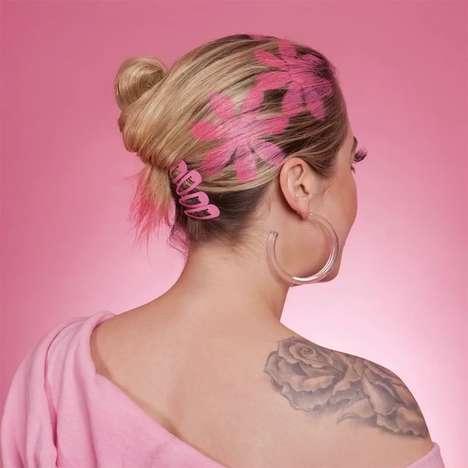 Hair-Highlighting Glitter Sprays