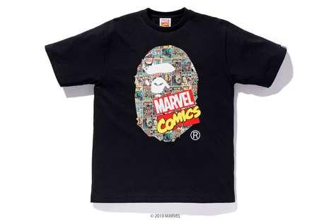 Superhero Movie Streetwear Items