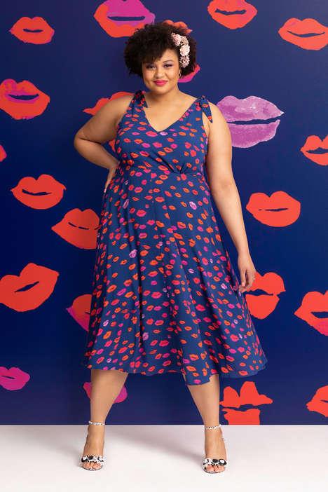 Flirty Plus-Size Dresses