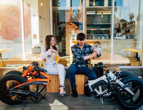 Rugged Low-Cost Electric Bikes