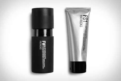 Masculine Anti-Aging Cosmetics
