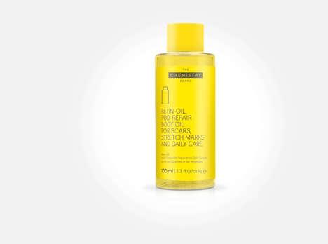 Anti-Aging Dry Body Oils
