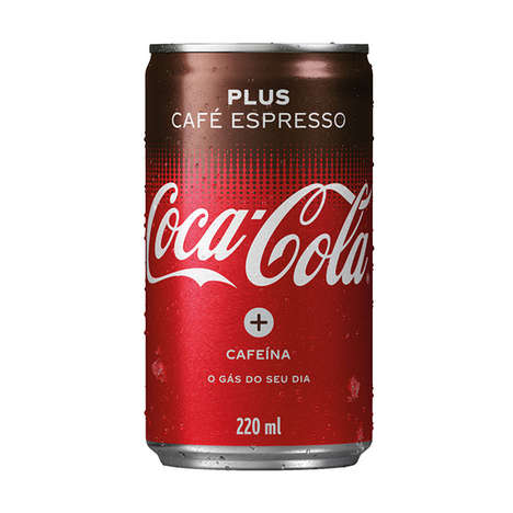 Caffeinated Cola Drinks
