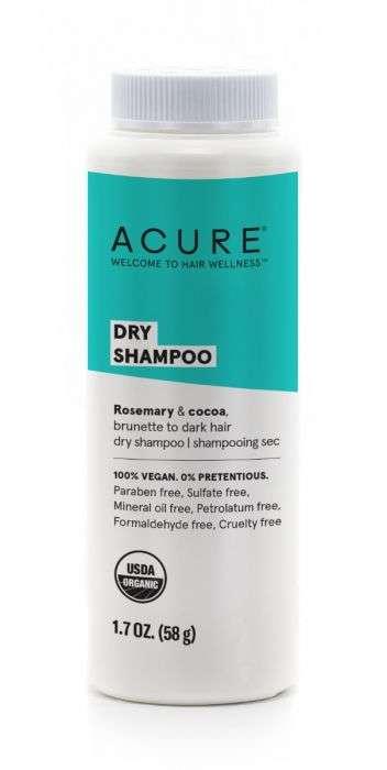 Brunette Rosemary Dry Shampoos