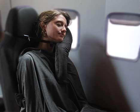 Tension-Alleviating Travel Pillows