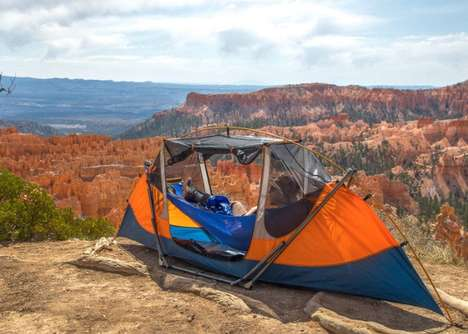 Hybrid Hammock Camping Tents