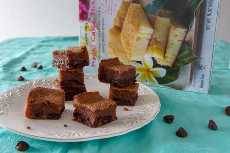 Mochi Cake Mixes