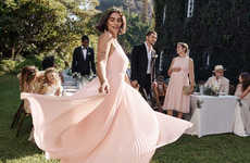 Budget Vintage Bridal Dresses - H&M's Spring Bridal Dresses Pull from the Past for the Modern Bride