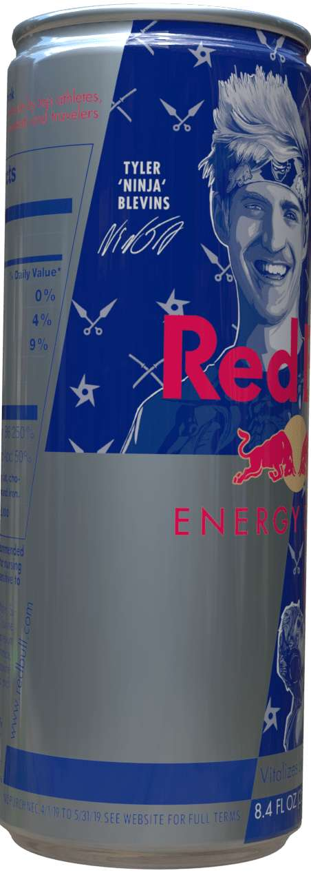 Gamer-Targeted Energy Drinks