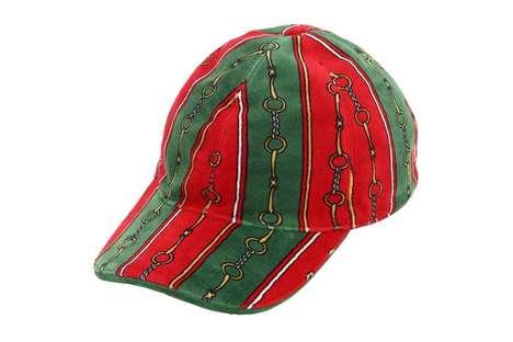 Luxe Chenille Baseball Caps