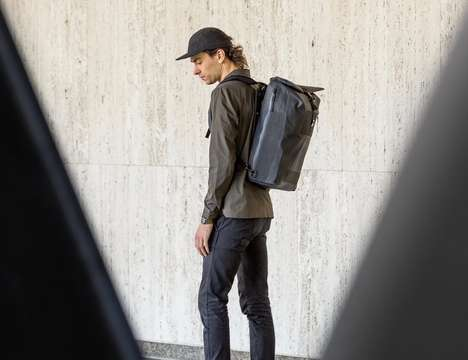 Waterproof Urban Commuter Knapsacks