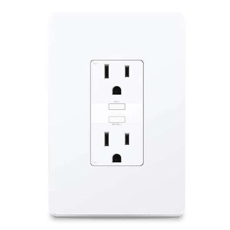 Hardwired Smart Home Outlets