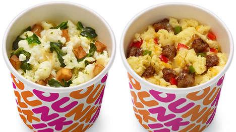 QSR Grab-and-Go Breakfast Bowls