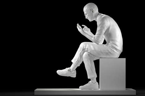 3D-Printed CEO Sculptures
